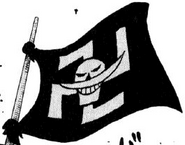 Whitebeard Pirates Original Jolly Roger