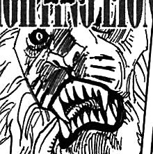 Agyo dalam manga