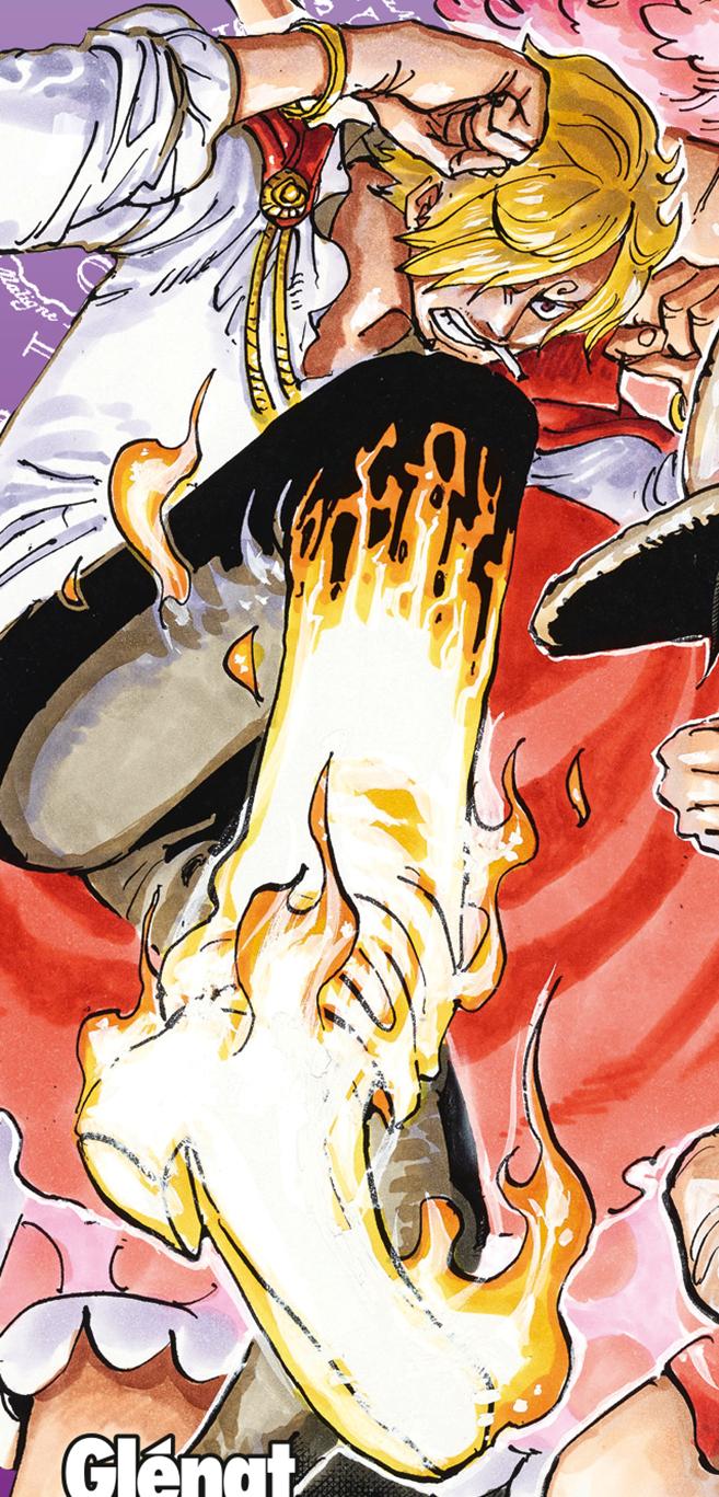 Diable Jambe One Piece Wiki Fandom
