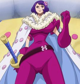 Charlotte Custard in the anime