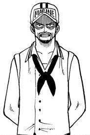 Ripper in the manga