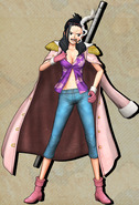 Tashigi Shameless Pirate Warriors 3