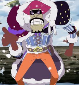 Musshuru in the anime