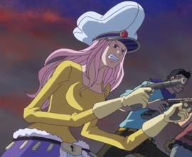 Charlotte Marble en el anime