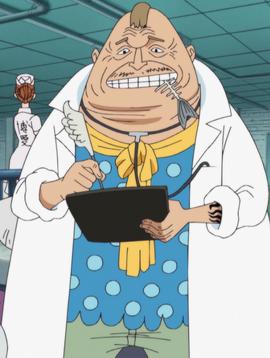 Fishbonen in the anime