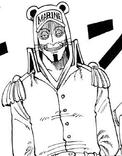 Nezumi in the manga