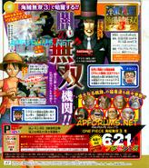 One Piece Pirate Warriors scan 6