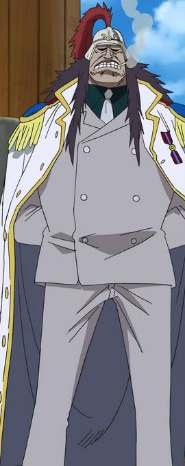 Onigumo in the anime
