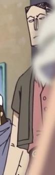 Kakukaku en el anime
