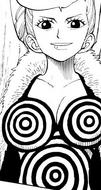 Vivi's Top in Manga