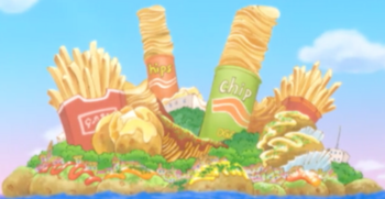 Isla Potato
