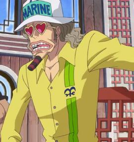 Джанго в аниме
