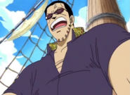 Young Rayleigh in the Anime
