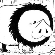 Lionbuta in the manga