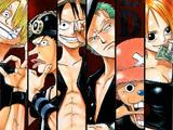 Датабуки One Piece