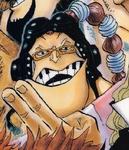 Apoo's Post Timeskip Manga Color Scheme