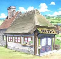 O restaurante Meshi