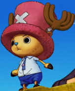 Chopper Movie 11 Outfit
