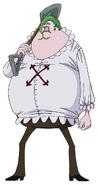 Coribou Anime Concept Art