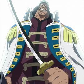 Doberman in the anime