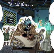 Franky is studying materials in the lab.png