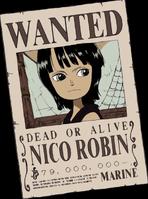 Robin prima taglia