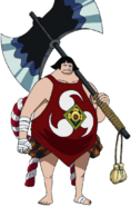 Sentomaru Anime Concept Art