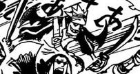 Doringo en el manga