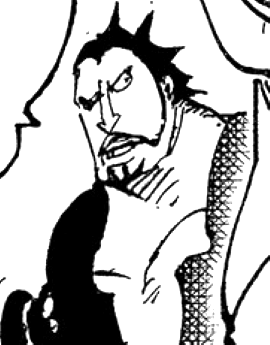Ganryu (Roger Pirates)