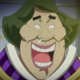 Mjosgard dalam anime