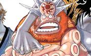 Hatchan Manga Color Scheme