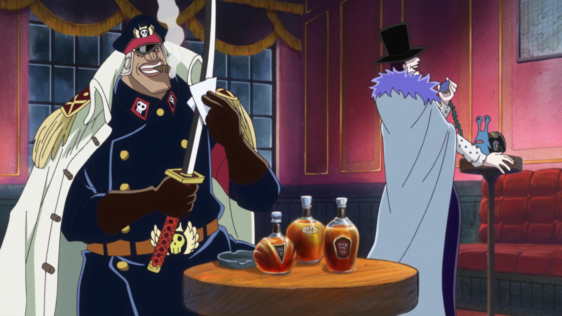 Shiryu and Laffitte on a Blackbeard Pirates Ship.png