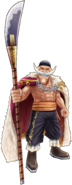 Whitebeard Sea's Strongest Man Storm
