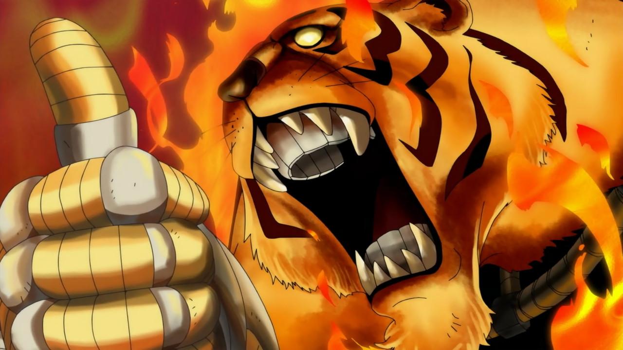 Legende der heiligen brennenden Bestie von Bulgemois