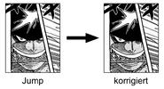 Korrektur Zoros Auge Kapitel 640