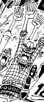 Zadie en el manga