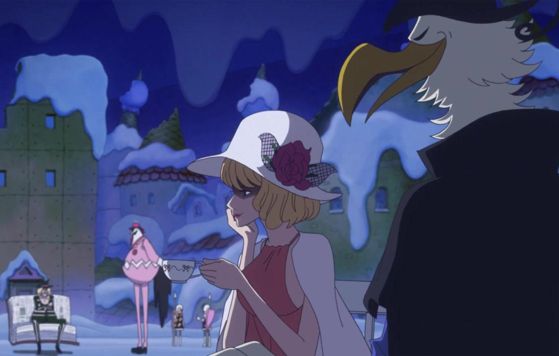 史翠西和摩根斯會見BIG MOM海賊團.png