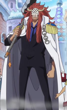Bastille in the anime