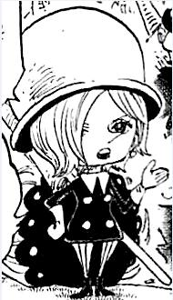 Cotton dalam manga