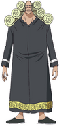 Igaram Timeskip Anime Concept Art