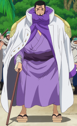 Issho in the anime