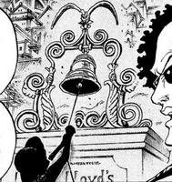 Campana di Ox manga