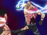 Monkey D. Luffy vs. Charlotte Katakuri