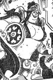 Acilia dalam manga