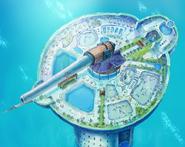 Spa Island Cannon Form