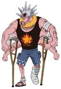 Hatchan Anime Concept Art