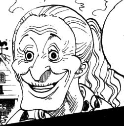 Kanezenny en el manga