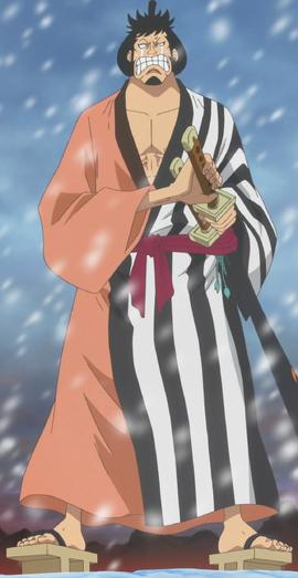 Кин'эмон в аниме