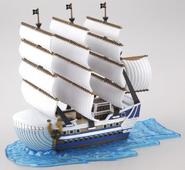 GSC Moby Dick Maqueta armada