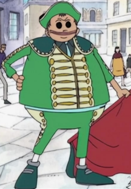 Jose in the anime